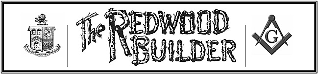 Freemason Redwood Lodge #35 Builder
